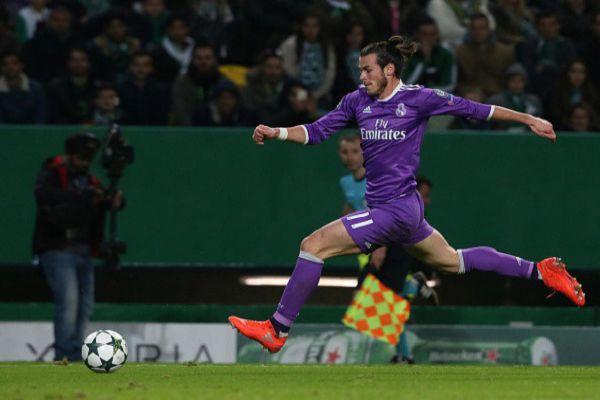 Gareth Bale - Cầu thủ bóng đá chạy nhanh  nhất đứng số 1